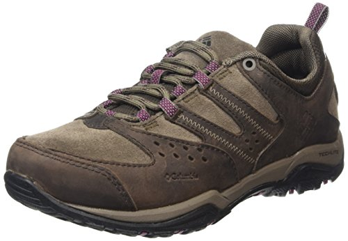 Columbia Peakfreak Xcrsn Outdry, Chaussures Multisport Outdoor femme, Marron (231), 38 EU (5 UK)