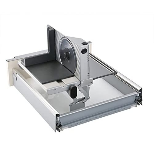 41NohK806iL. SS500  - Ritter All-purpose slicer, Metal, 40 x 39.4 cm
