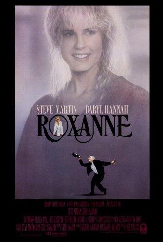 Roxanne Plakat Movie Poster (27 x 40 Inches - 69cm x 102cm) (1987)
