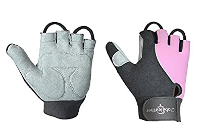 Globaleather Lite Wheelchair Glove - Pink