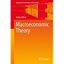 Macroeconomic Theory (Springer Texts in Business and Economics)