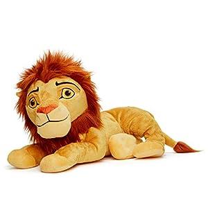 Posh Paws 37287 - Peluche de Simba de Disney el Rey León en Caja de Regalo, Multicolor