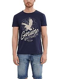 Esprit 037ee2k025, T-Shirt Homme