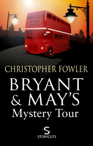 Bryant & May's Mystery Tour (Storycuts) (English Edition)