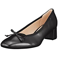 Gabor Women's Shoes Basic Closed-Toe Pumps, Black (Schwarz), 38.5 EU, 5.5 UK