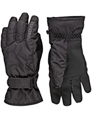 Protest Carew Neige Gants - True Black