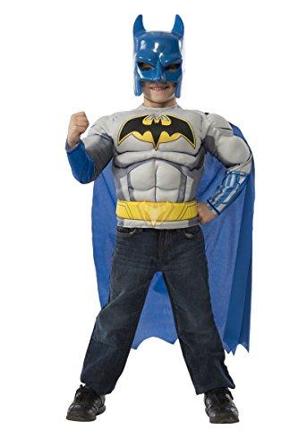 Kit klassischen Batman-Kostüm für (Kit Kostüme Batman Kinder)