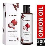 Makhai Onion Hair Oil for Hair Growth 200ml