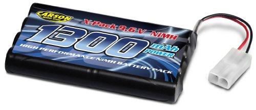 Carson 500608028 - Akku Power Pack, 9.6 V/1300 mAh NiMH