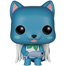 Funko POP Anime: Fairy Tail Happy Action Figure by FunKo