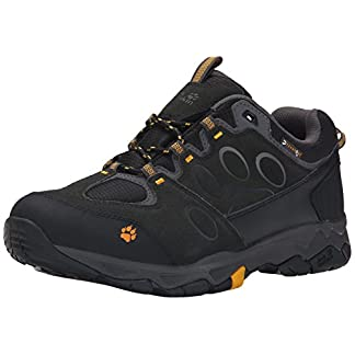 Jack Wolfskin Mens Low Rise Hiking Shoes 1