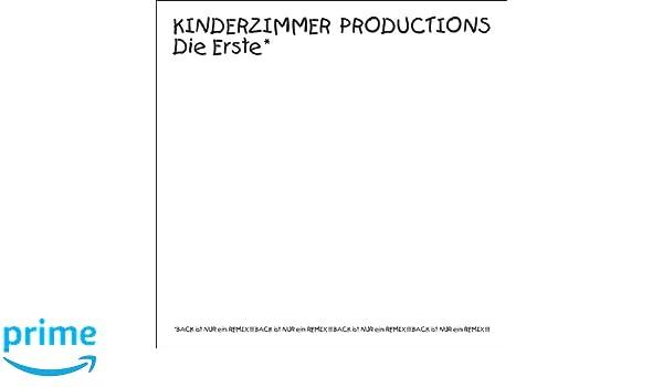 Die Erste Vinyl Lp Kinderzimmer Productions Amazon De Musik