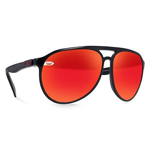 gloryfy unbreakable eyewear Sonnenbrille Gi3 Navigator Timo Scheider, schwarz