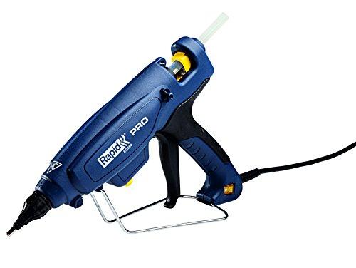 Rapid, 5000328, Pistolet à colle Pro-industriel Thermofusible 300W, Pour un collage professionnel, Bâton de colle Ø12mm, PRO, EG360