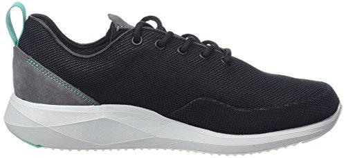 Boxfresh Herren Oscard Sneaker Schwarz (Black)