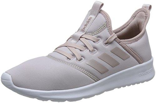 adidas Damen Cloudfoam Pure Sneaker Mehrfarbig (Pink 001), 39 1/3 EU