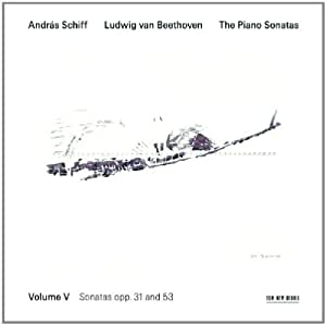 Beethoven: The Piano Sonatas, Vol. 5 : Opp. 31 and 53