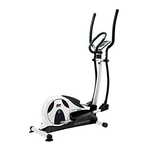 BH Fitness ZK200 G2340 crosstrainer 12 kg schwungmasse manuelles magnetbremssystem 33 cm schrittlänge 19 cm pedalenabstand informativer lcd-monitor preisvergleich