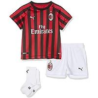 Puma AC Milan Home Replica Stagione 2019/20, Maglia Calcio Unisex Bambini