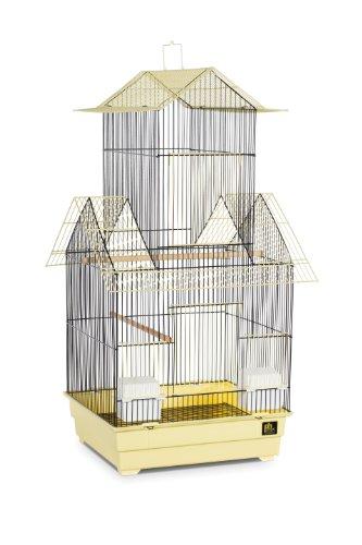 Prevue Pet Products Peking Vogelkäfig, Gelb und Schwarz