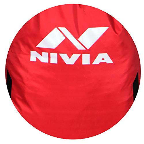 NIVIA String Bag (Crimson) Image 6