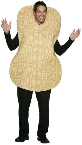 Für Kostüm Erwachsene Peanuts - Erdnuss-Kostüm