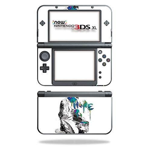 MightySkins Schutzfolie für Nintendo Sticker, 100 erhältlich Dedication Nintendo New 3DS XL (2015)