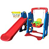 Best Toy Slide And Swing, Blue, 28-015-2ZK
