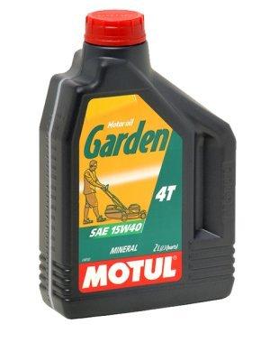 Motul 101311Moteur Garden 4T 15W de 40, 2L