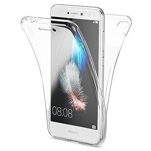 Huawei P8 Lite 2017 Coque Protection Tout Round 360 Degrés