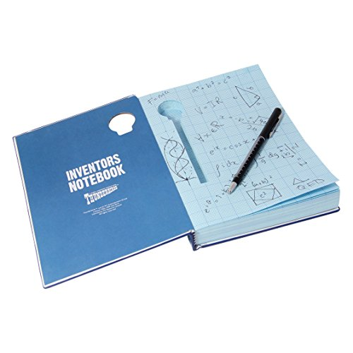 Thunderbirds Inventor's Notebook and Pen for sale  Delivered anywhere in UK