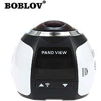 Boblov 360 videocamera 4k Wifi Mini macchina