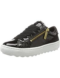 Hilfiger Denim Damen A1385riel 1z1 Sneaker