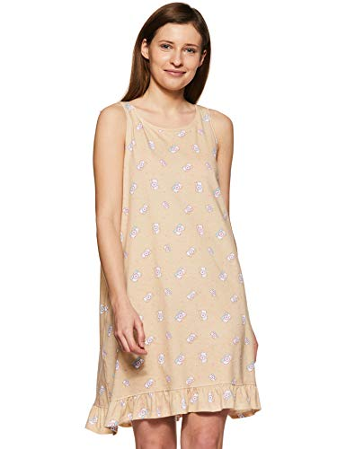 Zivame Women's Nightdresses Nightdress
