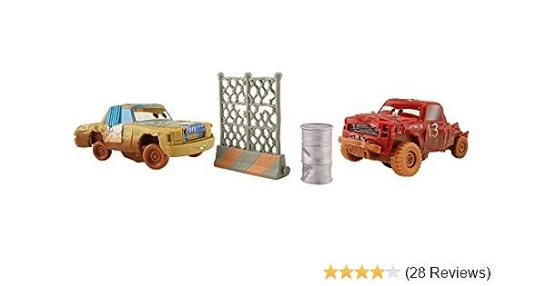 1:55 Scale Disney Pixar Cars 3 Crazy 8 Crashers Arvy Vehicle