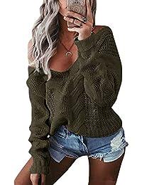 on sale e986b f2277 Suchergebnis auf Amazon.de für: stylische pullover damen ...