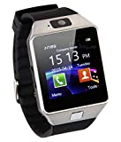 DZ09 Bluetooth Smart Watch Touchscreen Multi Function TF Card Support with Camera, Sim