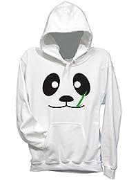 Sweatshirt PANDA FACE - DROLE by Mush Dress Your Style