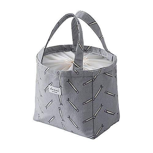 Dtuta Isolierung Lunchbox Einkaufstasche KüHlung Lunchpaket Wasserdichte Isolierung Gesundheit Tragbar