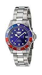 Invicta Pro Diver Men's Analogue Classic Automatic Watch With Stainless Steel Bracelet – 5053