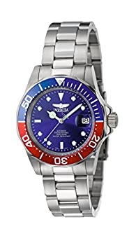 Invicta Pro Diver Men's Analogue Classic Automatic Watch With Stainless Steel Bracelet – 5053 0