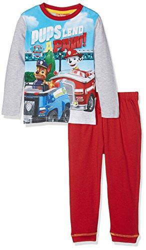 nickelodeon-19-1763-tc-pyjamas-garcon-red-rouge-4-5-ans