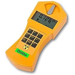 Gamma-Scout - Detector de radiación Geiger