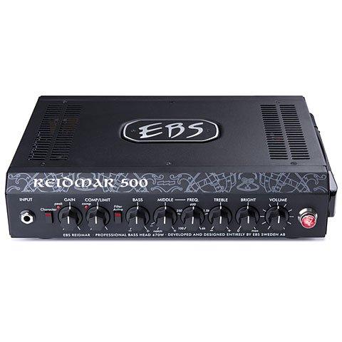 EBS EBSReidmar Heads (470 Watt Dynamic Power/250 Watt RMS)