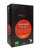 Thé Sun King - Royal Yuzu Earl Grey (Boîte 24 sachets)