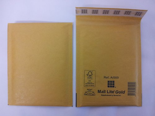 5-gold-brown-a000-bubble-wrap-padded-a-000-jiffy-mail-lite-mail-bag-envelope-110mm-x-160mm-for-posti