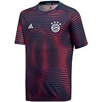 adidas Kinder FC Bayern München Pre-Match Shirt 18/19