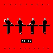 3-D Der Katalog – Deutsche Version (Vinyl Box Set) (9 LP) [Vinyl LP]