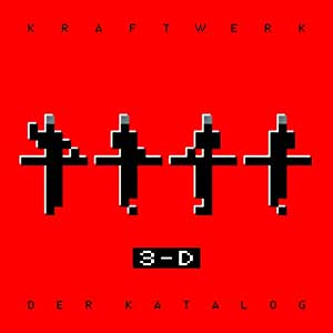 3-D Der Katalog – Deutsche Version (Vinyl Box Set) (9 LP) [Vinyl LP]
