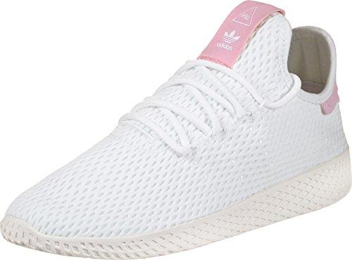 825e5ee05 Adidas Original Sneaker PW Tennis HU W DB2558 Weiß Rosa